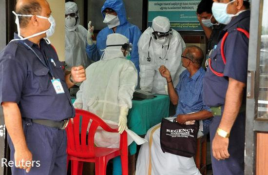 India puts southern state of Kerala on high alert after Nipah virus outbreak