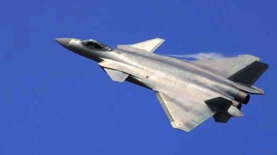 China confirms use of mature stealth testing technology