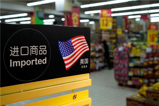 Trade talks to expand U.S. exports to China