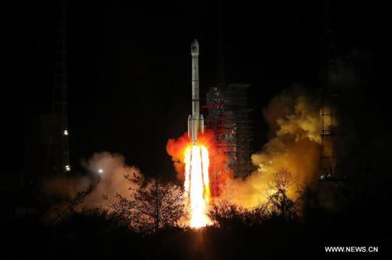China to launch another 11 BeiDou-3 satellites in 2018
