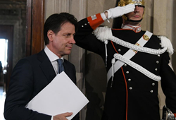Law professor Giuseppe Conte named Italy's new PM