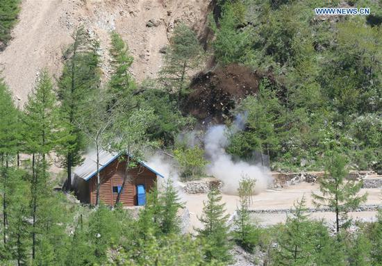 DPRK officially dismantles Punggye-ri nuclear test site