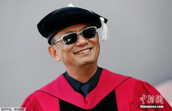 Wong Kar Wai among seven receiving Harvard honorary degrees