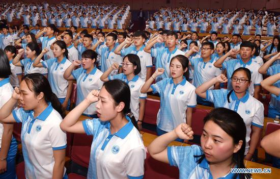 2,000 volunteers ready for SCO Qingdao summit