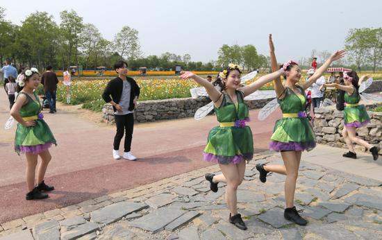 Douyin offers creative expression
