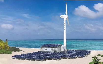 Intelligent microgrid in S China Sea to aid civil, military development