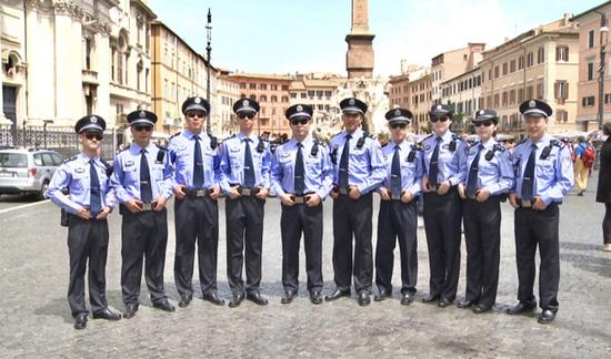 Event marking China-Italy law enforcement cooperation a cross-cultural showcase