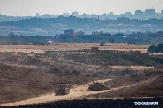 Israeli cabinet ministers say no cease-fire reached with Gaza's Hamas