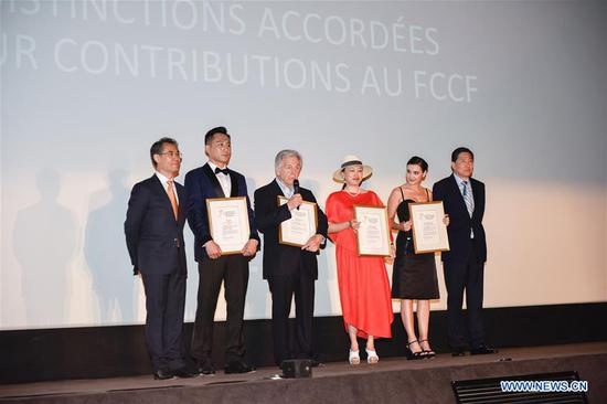 8th edition of Chinese film festival kicks off in Paris