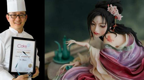 China's 'Sugar King' creates the most incredible cake decorations