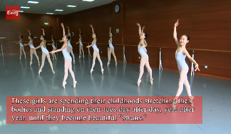 Girls pursue ballet dreams in Liaoning