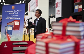 'Understanding China' book series makes U.S. debut at New York book expo