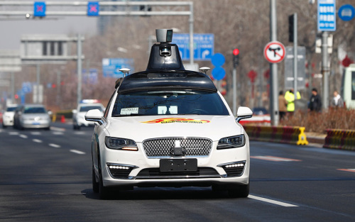 New report on driverless cars released
