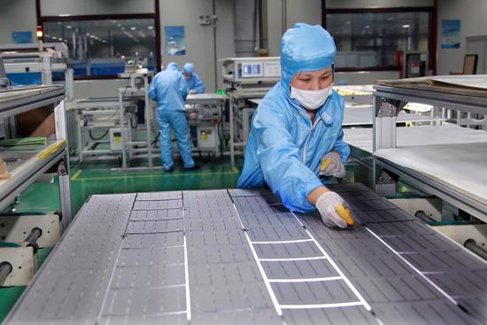 China moves to optimize PV power development