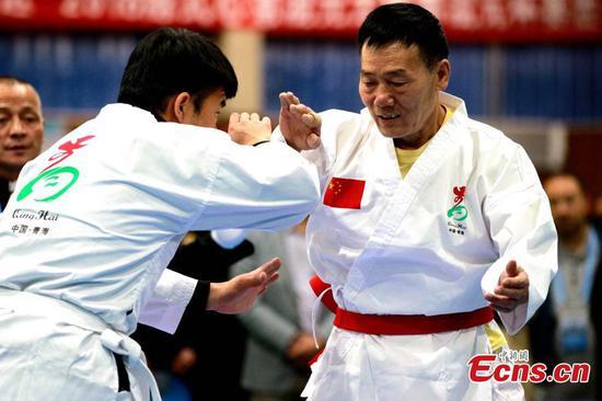 Qinghai Provincial Games open