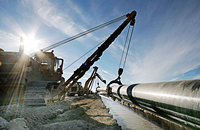 Chinese-Kazakh pipeline seen as key example of SCO cooperation