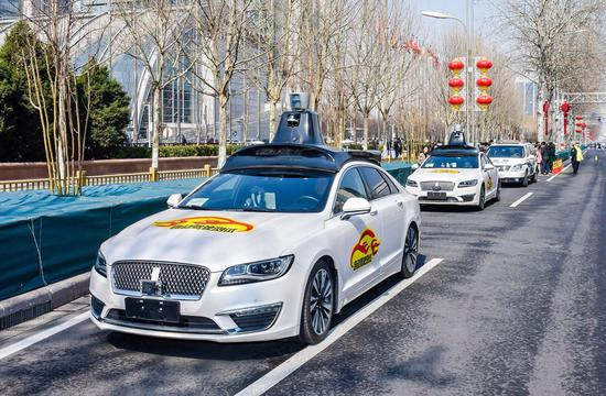 Surveys hail the rise of the robot taxis