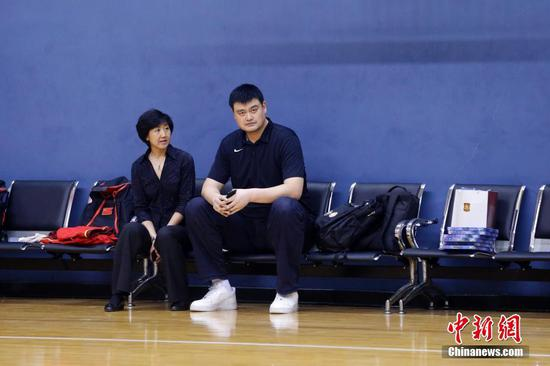 Yao Ming's reform expands Chinese basketball talent pool
