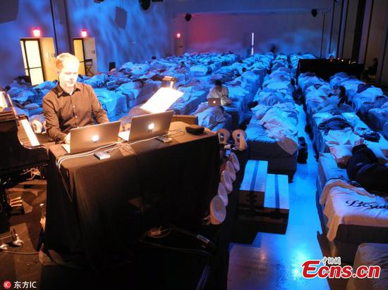 This 8-hour concert wants to put you to sleep