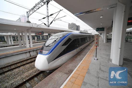 China's Zhuzhou -- from cradle of Chinese locomotives to world-class rail innovation hub
