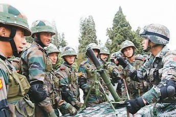 SCO military drill seeks trust, stability