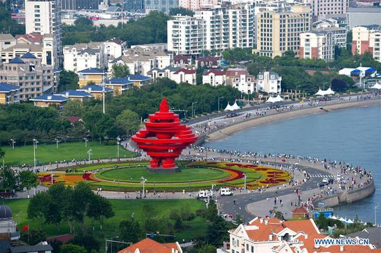 Charming Qingdao, anticipated SCO Summit