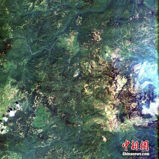China confirms reception of data from Gaofen-6 satellite