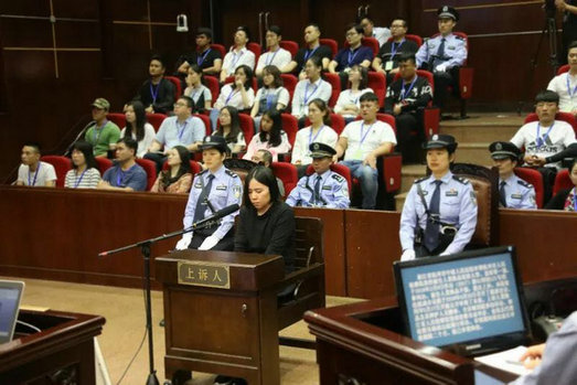 Zhejiang court upholds death sentence for arsonist nanny