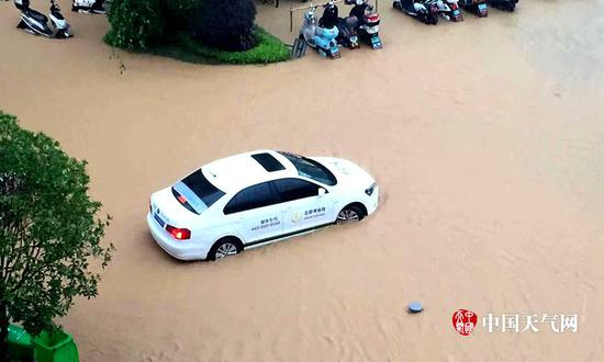 Over 20,000 people affected by heavy rain in Guangxi