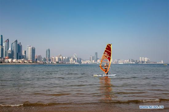 Daily life in Qingdao, host city of SCO Summit