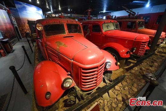 Taiyuan museum collects 350 aged vehicles