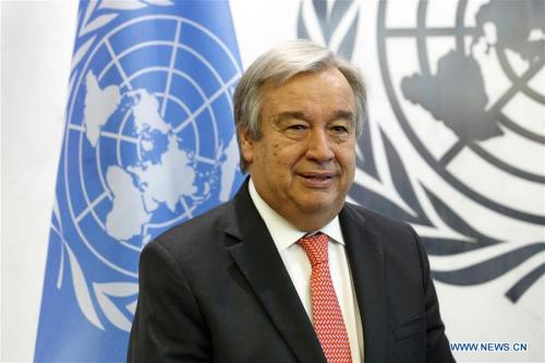 UN chief's position on denuclearization of Korean Peninsula unchanged: spokesman