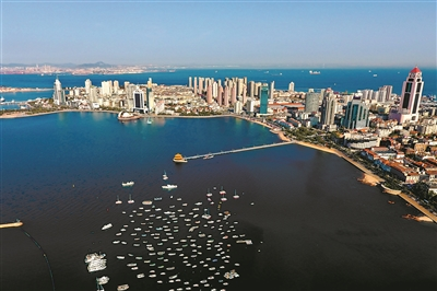 Qingdao summit ushers in new era for SCO