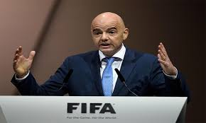 Infantino to bid for new term as FIFA president