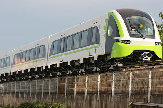 Maglev trains set to make their mark