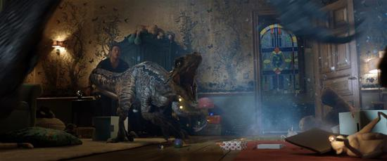 'Jurassic World: Fallen Kingdom' hits Chinese cinemas