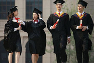 Finance and technology most favored among returned Chinese students