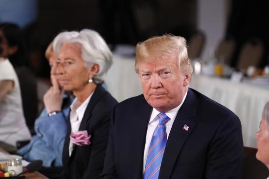 IMF says U.S. tariffs threaten rules-based global trading system
