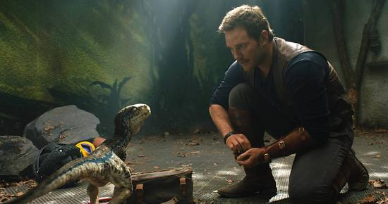 Hollywood, China hatch up summer's first blockbuster 'Jurassic World 2'