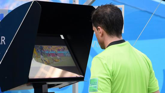 History made as VAR used for first time in World Cup tournament