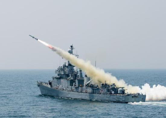 S. Korean solider injured in battleship explosion off southeast coast