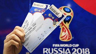 Thousands of Chinese soccer fans fall victim to counterfeit World Cup tickets