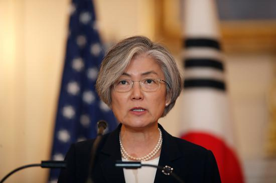 ROK aims to make war-ending declaration