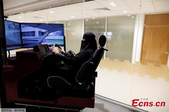 Saudi women drivers get ready to steer their lives