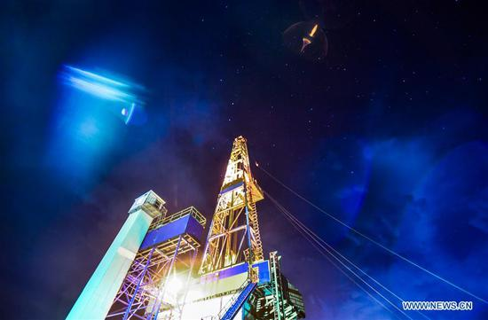 Researchers mull new drilling rig capable of boring 15-km hole