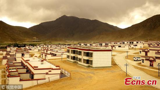 Ecological immigration project goes smoothly in Tibet