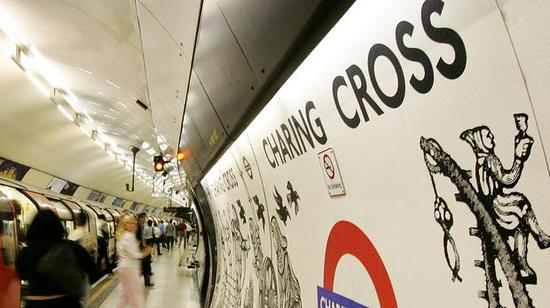 Man detained at London underground station after claiming to have bomb