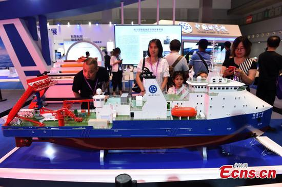 Dual-use technology show opens in Chongqing