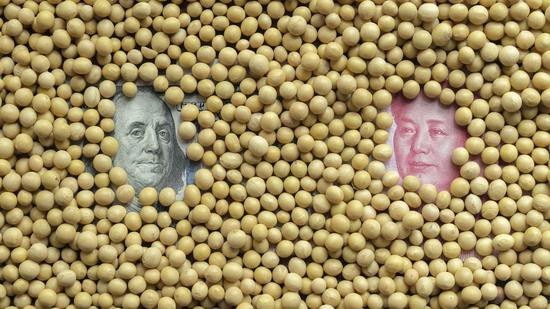 Alternatives abound as U.S. soybean price rises