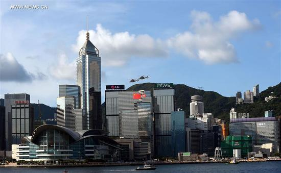 Anniversary of HK's Return to Motherland